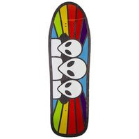 Alien workshop spectrum old school 9.675 skateboard deck kuviotu, alien workshop