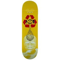Alien workshop star reincarnate 8.5 skateboard deck kuviotu, alien workshop