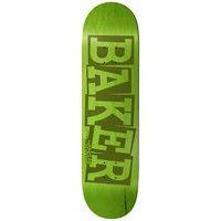 Baker reynolds ribbon name 8.125 skateboard deck kuviotu, baker