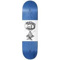 Baker rowan fish 8.25 skateboard deck kuviotu, baker
