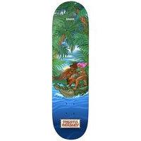 Baker theotis jungle 8.0 skateboard deck kuviotu, baker