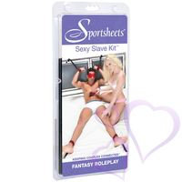 Sportsheets, Sexy Slave Kit - Onnellinen Orja-pakkaus