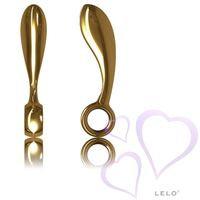 Lelo, Earl - Gentlemannin metallitappi, gold (18K kultapinnoite)