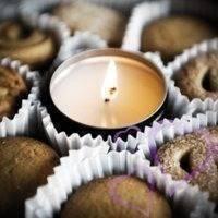 Les Petits Bonbons, Sensations – Hierontakynttilä