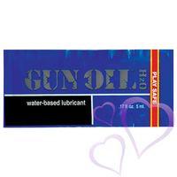 Gun Oil, H2O Vesipohjainen Liukuvoide 5 ml