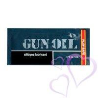 Gun Oil, Silikonipohjainen Liukuvoide 5 ml