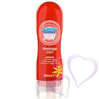 Durex - Play Massage 2 in 1 Sensual
