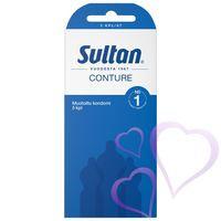 Sultan conture kondomi / 5 kpl