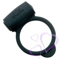 50 Shades of Grey – Vibrating Love Ring