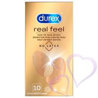 Durex, Real Feeling – Kondomi, 10kpl