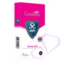Safe, Strong Safe, kondomit, 10kpl
