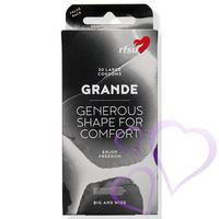 Grande kondomi / 30 kpl