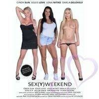 SEX(Y)WEEKEND-elokuva (DVD)
