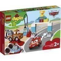 Lego Duplo 10924 Salama McQueenin Kisapäivä