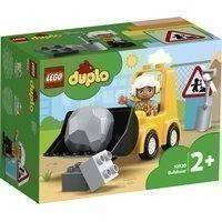 Lego Duplo 10930 Raivaustraktori