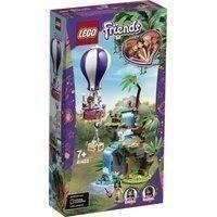 Lego Friends 41423 Tiikeri Kuumailmapallossa – Pelastusoperaatio Viidakossa