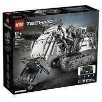 Lego Technic 42100 Liebherr R 9800 Kaivinkone