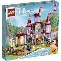Lego Disney Princess 43196 Bellen ja Hirviön Linna