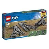 Lego City 60238 Vaihtoraiteet