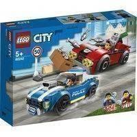 Lego City 60242 Pidätys Maantiellä