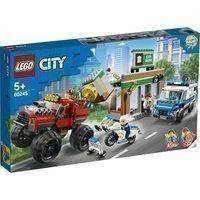 Lego City 60245 Ryöstö Monsteriautolla