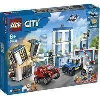 Lego City 60246 Poliisiasema