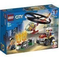 Lego City 60248 Palokunnan Helikopteriyksikkö