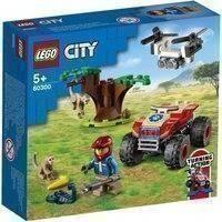 Lego City 60300 Villieläinten Pelastusmönkijä