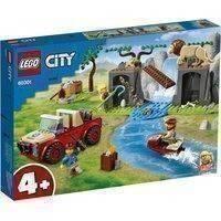 Lego City 60301 Villieläinten Pelastusmaasturi