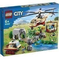 Lego City 60302 Villieläinten Pelastusoperaatio