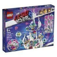 """Lego Movie 70838 Kuningatar Tahdontähdeksin """"Ei niin paha"""" -Avaruuspalatsi"""