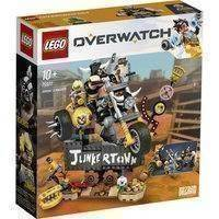 Lego Overwatch 75977 Junkrat ja Roadhog