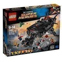 Lego Super Heroes 76087 Lentävä kettu - Batmobiilin ilmakuljetushyökkäys