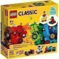 LEGO Classic - Bricks and Wheels (11014)