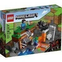 """LEGO Minecraft - The """"Abandoned"""" Mine (21166)"""