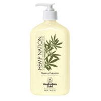 Australian Gold - Hemp Nation Vanilla Pineapple Tan Extender Body Lotion 535 ml