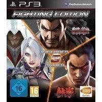 Fighting Edition: Tekken 6 + Tekken Tag Tournament 2 + Soul Calibur V (5), Namco