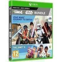 The Sims 4 Star Wars: Journey To Batuu - Base Game and Game Pack Bundle, - UNKNOWN -
