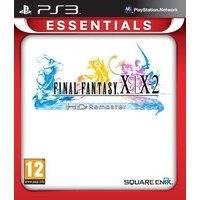 Final Fantasy X & X-2 HD Remaster, Square Enix