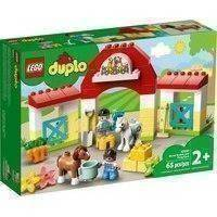 LEGO DUPLO - Horse Stable and Pony Care (10951)