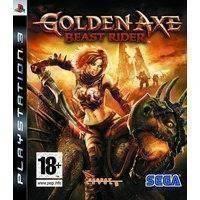 Golden Axe: Beast Rider, Sega Games
