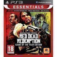 Red Dead Redemption Game of the Year (Essentials)