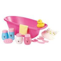 Happy Friend - Doll Bathtub with Accessories (504310)