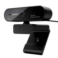 GEAR4U FOCUS WEBCAM 1080P, Gear