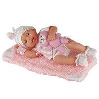 Happy Friend - New born Girl Soft Doll 30cm (504204)