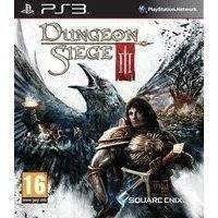 Dungeon Siege III (3), Square Enix