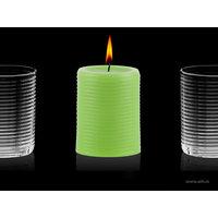 Aihio Aino Aalto® kynttilä, lime, Aihio