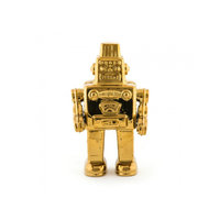 Seletti Limited Gold Edition My Robot -veistos, Seletti