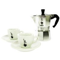 Bialetti Moka Express 3 espressokeitinsetti, Bialetti