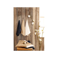 Delux Eco-puuvillapyyhe, iso beige, Delux